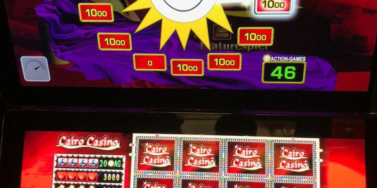 Cairo Casino Vollbild Megagewinn