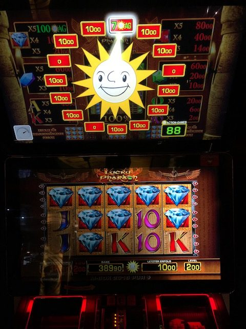 Lucky Pharao Mega Gewinn 100 Actiongames