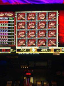 Cairo Casino Vollbild auf 80 Cent