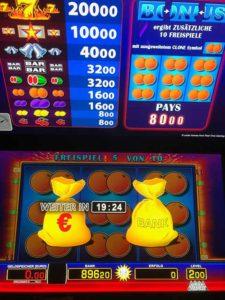 Clone Bonus Megagewinn auf 2 Euro